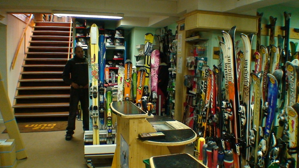 magasin Ski Val Thorens